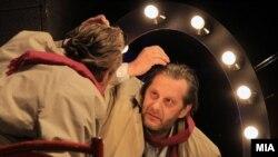 """Премиерата на претставата """"Говорна мана"""" од Горан Марковиќ во режија на Драгана Милошевски – Попова."""
