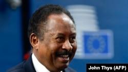 сменетиот судански премиер Абдала Хамдок