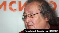 Қозоғистондаги мухолифат театр директори Б.Атабев.