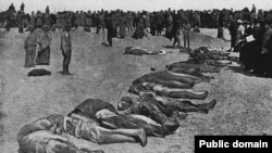 Жертвы красного террора в Крыму, 1918 год