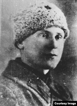 Иван Хитриченко в ипостаси партизанского командира