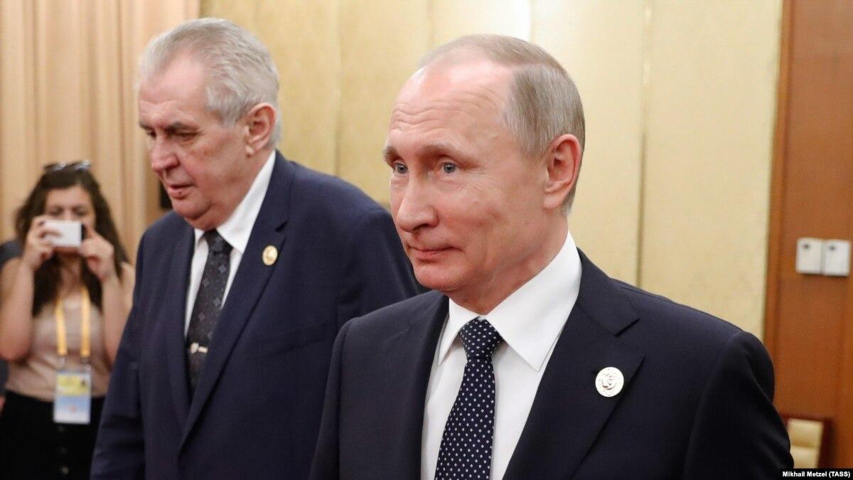 Министр обороны Чехии «открестилась» от«Новичка»