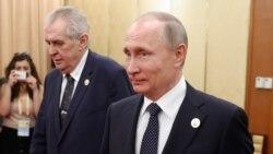 Крымский интерес Земана
