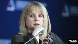 Уполномоченный по правам человека в России Элла Памфилова.