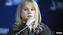 Уповноважений з прав людини у Росії Елла Памфілова