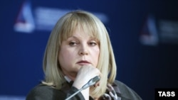 Ella Pamfilova has been a respected rights activist for more than two decades. (file photo)