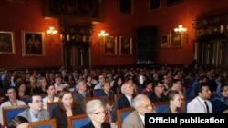 کنفرانس چهارسالانه جامعه ایرانشناسان اروپا در کراکوف لهستان