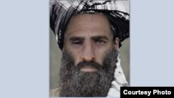 """Мулла Омар, лидер """"Талибана"""", о смерти которого сообщили на прошлой неделе."""
