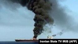 Один із двох постраждалих танкерів належить Японії, інший йшов під прапором Норвегії. Напад стався в той час, як прем'єр-міністр Японії відвідує Іран