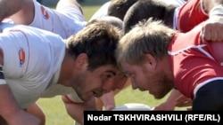 Матчи между сборными России и Грузии по регби вызывают самый большой интерес. Это традиция, это продолжается уже много лет