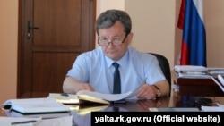 Экс-глава подконтрольного России горсовета Ялты Валерий Косарев