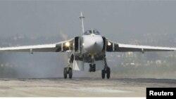 Су-24. Иллюстративное фото.