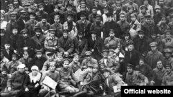 ТАССРның оештыру корылтае делегатлары, 1920