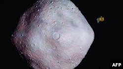 NASA-nın görüntlərindən