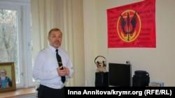 Экс-командующий Военно-морскими силами Украины, вице-адмирал Сергей Гайдук