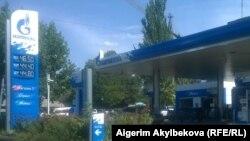 """""""Газпромдун"""" май куюучу жайы"""