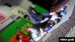 تصویری از کودکآزادی در مهد کودکی در اردبیل
