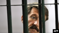 Viktor Bout is in jail in Thailand.
