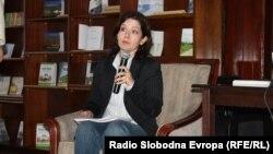 Билјана Петковска, директорка на МИМ.