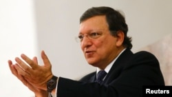 Presidenti i Komisionit Evropian, Jose Manuel Barroso.
