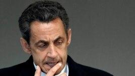 Францияның бұрынғы президенті Николя Саркози.
