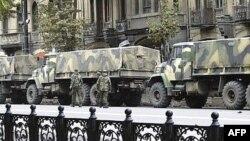 Новые виды старого города. Армия обживает центр Тбилиси