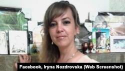 Vəkil İrina Nozdrovska