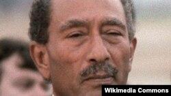 Миср собиқ президенти Анвар Саодат.