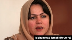 Fawzia Koofi, a vocal critic of the Taliban, is part of the government's 21-member team that will lead talks with the militants.