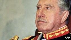 Аугусто Пиночет. Сантьяго, 11 марта 1990 года.