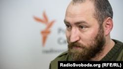 Волонтер та офіцер запасу Мирослав Гай