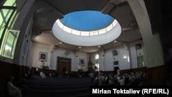 Бишкектеги борбордук мечит, 26-июль, 2013
