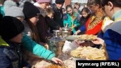Святкування Масляної, Севастополь