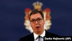 Presidenti i Serbisë, Aleksandar Vuçiq