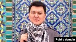 Ерлан Қарин, Орталық Азиядағы діни радикализмді зерттеп жүрген саясаттанушы. Сурет әлеуметтік желіден алынды