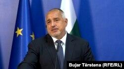 Baş nazir Boyko Borissov