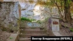 «Лестница любви»: неухоженный символ Симферополя (фотогалерея)