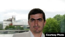 Ernest Vardanean was arrested on April 7 on charges of high treason and espionage.