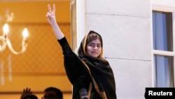 Laureatja më e re e Çmimit Nobel për Paqe, Malala Yousufzai