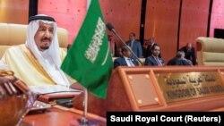 Saudi Arabia's King Salman (file photo)