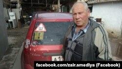 Джафер Аметов