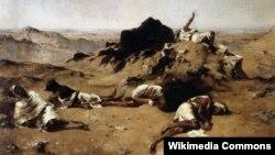 Эжэн Фрамантэн, «Зямля смагі» (1869)