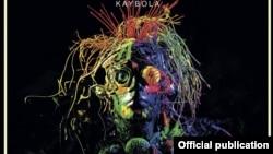 Detaliu de pe coperta albumului Kaybola, Islandman, 2020