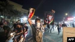 Ирактагы демонстрация