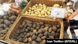 Хороший и дешевый картофель в Москве найти не очень просто