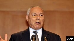 Secretarul de stat american Colin Powell