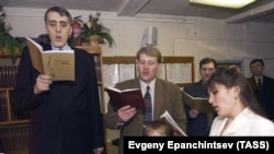 Jehovah's Witnesses have long been viewed with suspicion in Russia. (file photo)