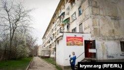 Севастополь, здание общежития на проспекте Генерала Острякова, 39