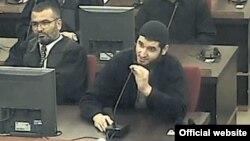 Mevlid Jašarević pred sudom - iz arhive