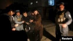 Кабулдагы жардыруудан кийин, 1-январь, 2015.
